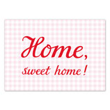 Postkarte Home Sweet Home