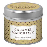 Duftkerze in Dose Caramel-Macchiato
