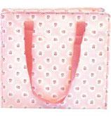 "Storage bag Tammie pale pink small, ""GreenGate"""