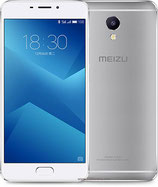 Meizu M5 Note Zilver Wit 16GB