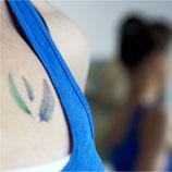 Federn, Temporary Tattoos, Federtattoos, ZierVögel