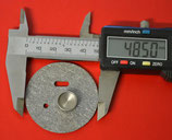 Verdampfer  Brennerelement für  Webasto Thermo 90, S, ST, DW-80 Diesel