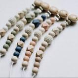 Schnullerkette 'crochet'