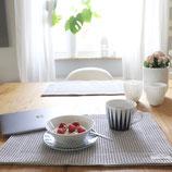 Tischset 'Waffelpique'