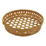 Earthware mand rotan naturel Eve XL