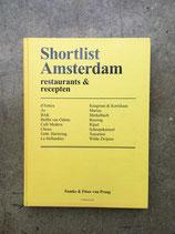 shortlist Amsterdamse restaurants