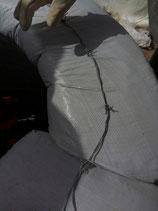 Rouleau de fil barbelé (100m)