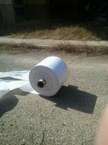 Rouleau de Sacs de polypropylène tissé non laminés, 50cm de large (250m, 500m, 1000m et 3000m)