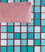 Mosaikfugenmörtel Kaminrot