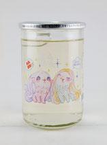 三芳菊 疫病退散アマビエ 特別純米酒 180(カップ)