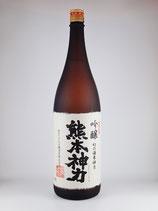 千代の園 吟醸 熊本神力 1800