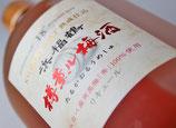 浜福鶴  樽薫ル梅酒 シェリーヴァット熟成仕込 720