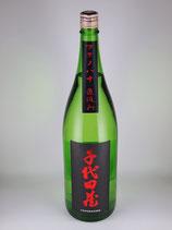 道灌 千代田蔵 特別純米 無濾過生原酒 直汲み(フクノハナ)1800