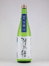 道灌 湖弧艪(こころ)純米生原酒 玉栄70 720ml