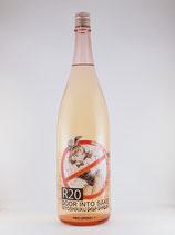 三芳菊 R20 二十歳に飲むお酒 純米吟醸無濾過生原酒 1800