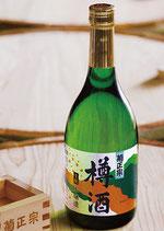 菊正宗 上撰樽酒 720ml