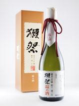獺祭 純米大吟醸 磨き二割三分 温め酒 720(DXカートン入り)