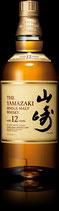 山崎 シングルモルトウイスキー 12年(化粧箱付き) 700ml