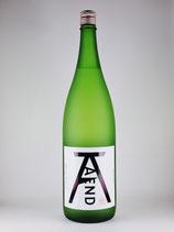 千代の亀 純米吟醸 AEND媛人 EK-7 1800