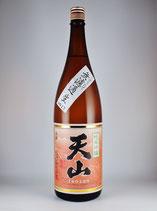 天山 純米吟醸 赤ラベル しぼりたて無濾過生酒1800