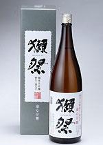獺祭 純米大吟醸 磨き三割九分 遠心分離 1800