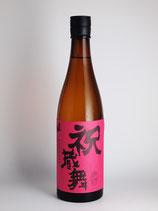 弥栄鶴 祝蔵舞 純米酒 720