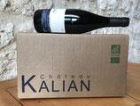 KALIAN - Bergerac Rouge 2020 - JUSTE à TEMPS (75 cl) - SANS SULFITES AJOUTES - CARTON DE 6 BOUTEILLES