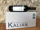 KALIAN - Bergerac Rouge 2019 (75 cl) - Elevage barriques - CARTON DE 6 BOUTEILLES