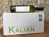 KALIAN - Bergerac Blanc Sec 2020 (75 cl) - CARTON DE 6 BOUTEILLES