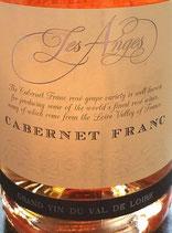 Vin de Loire Les Anges Cabernet Franc Rosé
