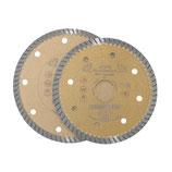 DPS 125 • Diamant Trennscheibe, 125mm, gold