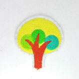 Patch Baum 5x4,5cm