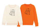 Kids-Sweatshirt Tiger