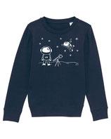 Kinder Pullover Astronauten
