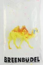 Breenbüdel mit Kamel