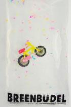 Breenbüdel mit Fahrrad