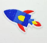 Rakete Blau
