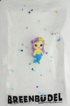 Breenbüdel mit Meerjungfrau lila-blau