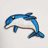 Patch Delfin  4 x 6 cm