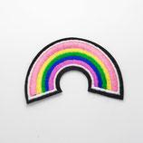 Patch Regenbogen6,8x4cm