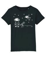Kindershirts Astronauten