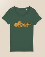 DiVOC: Hidden Service T-Shirts / fitted