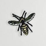 Patch Biene klein 4,5 x3,5 cm