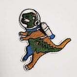 Patch Astrodino 5 x 5,5 cm