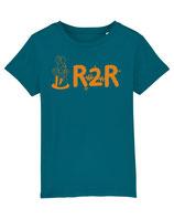 DiVOC R2R  Kids-Shirt