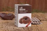 Reishi Extrakt und Pulver, mit Acerola, 120 Kaps.