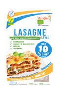 Konjac-Lasagneblätter Bio (Slendier), basisch, 400 g