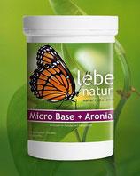 Basenpulver Micro Base & Aronia, ungesüsst (neue Formel), 360 g