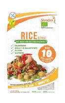 Konjac-Reis Bio (Slendier), basisch, 400 g