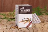 Cordyceps Extrakt und Pulver, mit Acerola, 120 Kaps.